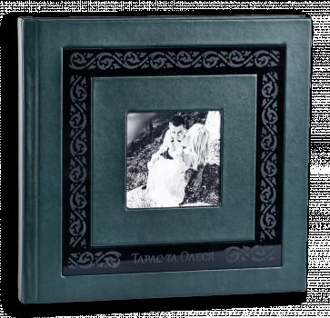 свадебная фотокнига .фотовставка на акриле
