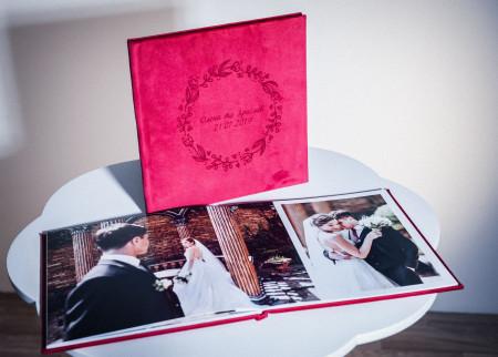 свадебная фотокниги
