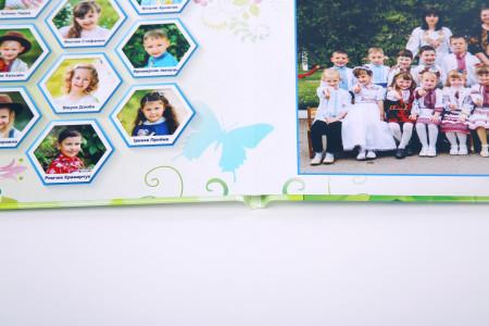 Фотокнига для детского сада. Киев, Львов, Харьков, Одесса, Днепр, Винница