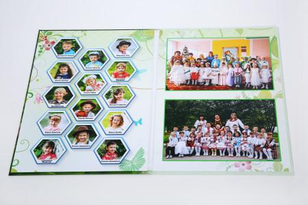 Фотокнига детская. Киев, Львов, Харьков, Одесса, Днепр, Винница